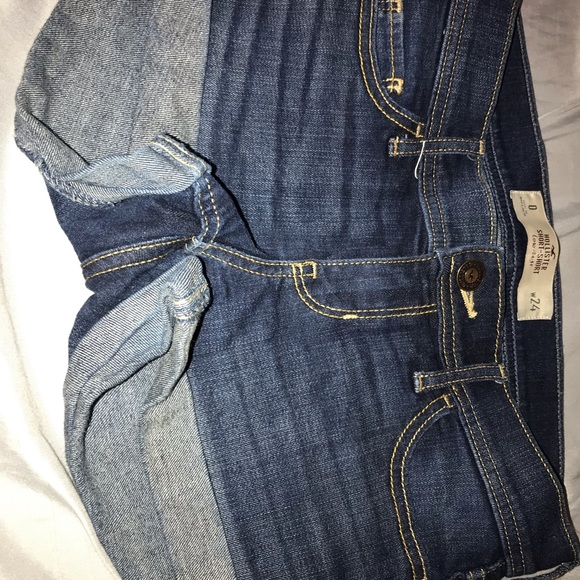 Hollister Pants - Hollister shorts low rise